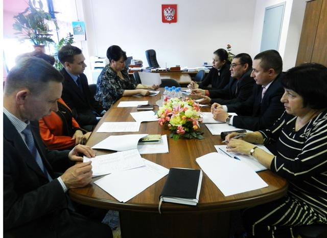 Президиум Курской областной Ассоциации КСО