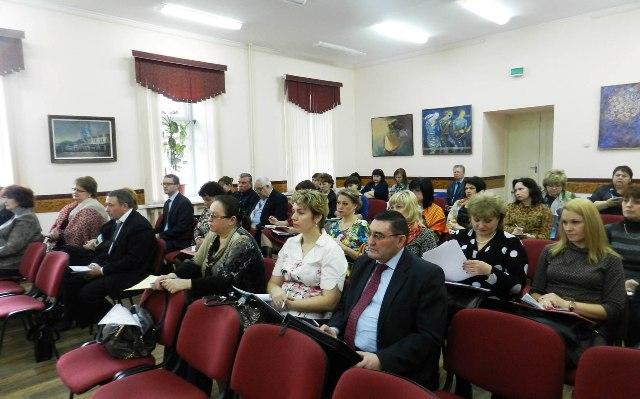 участие в собрании Курской областной Ассоциации КСО