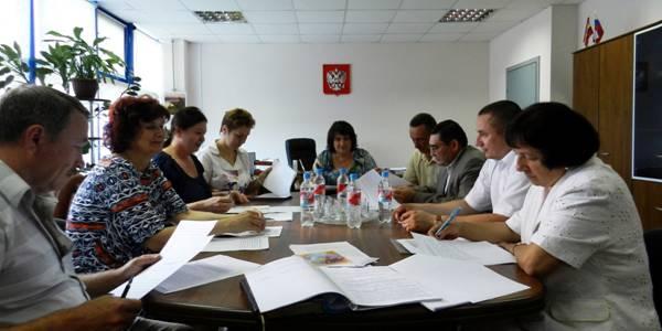 Заседание Президиума Курской областной Ассоциации КСО