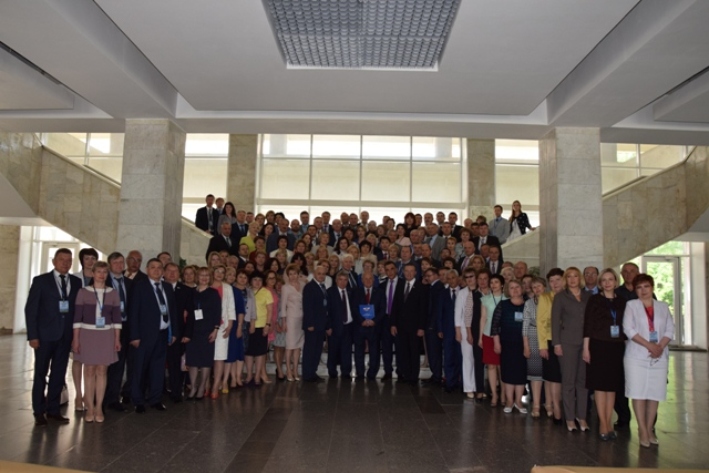 XVI Конференция МКСО в Ульяновске